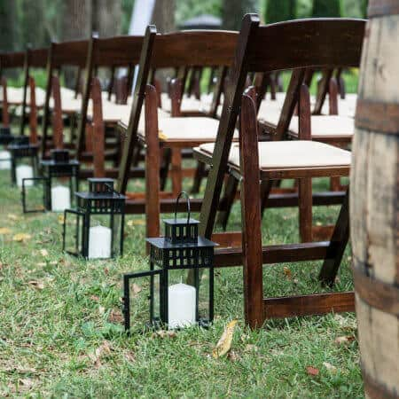 Wedding Chair Rental Louisville KY