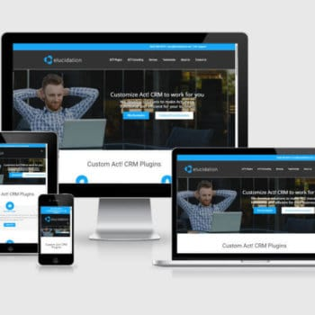 Responsive Wordpress Web Design - Elucidation