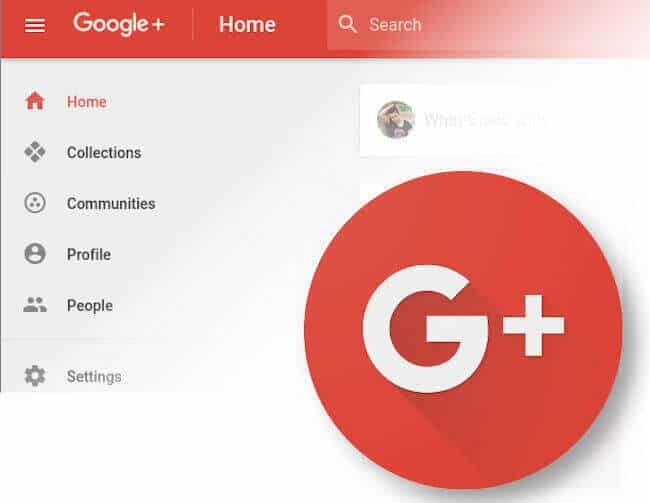 Google accidently releases Google+ user information.