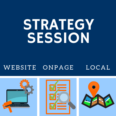 A strategy session with our Louisville digital marketing company will cover our Core services.