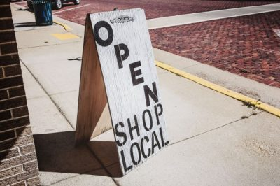 Support local, Louisville businesses and support their creative marketing ideas.